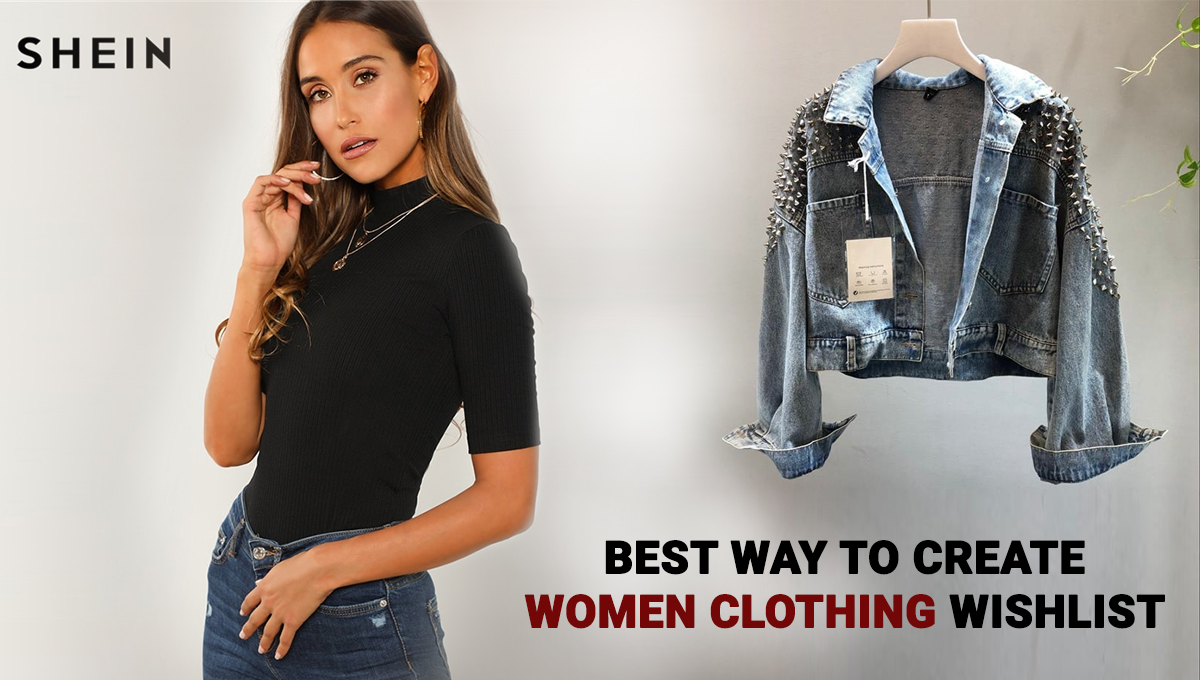 How to Create your 'Clothing Wishlist'
